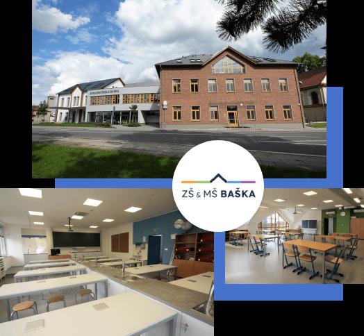 Základní a mateřská škola Baška